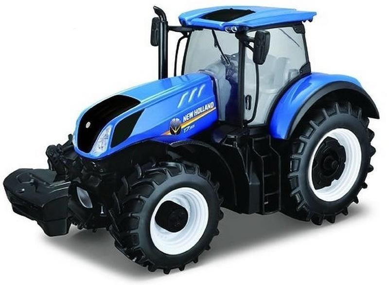 Bburago 1:32 New Holland T7.315 Farm Tractor