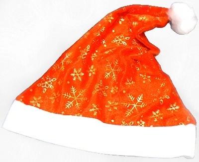 Čiapka vianočná 28x40 cm