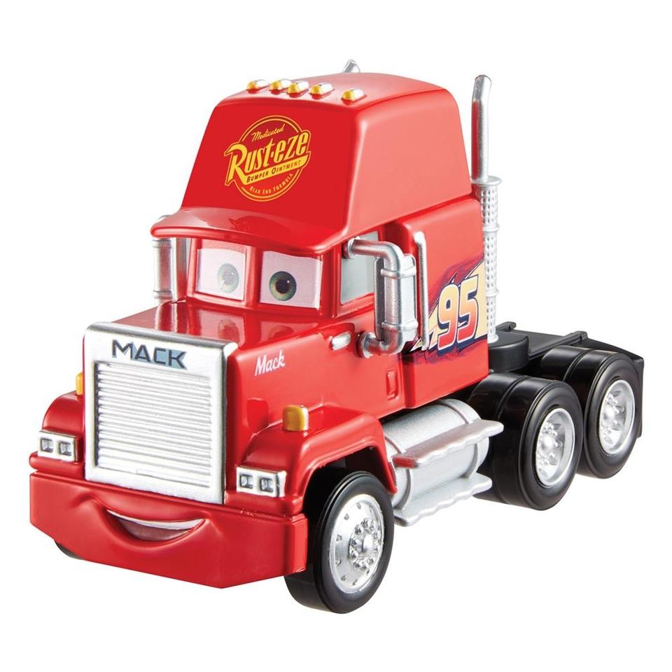 Kamión Cars 3 Mack 10cm