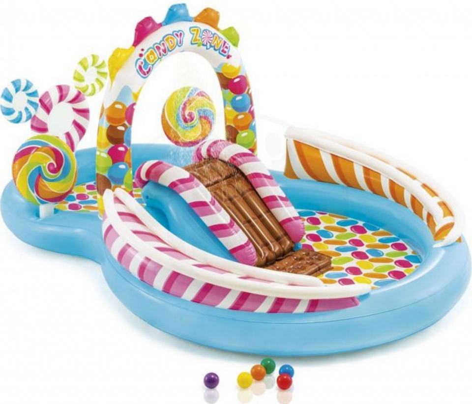 INTEX 57149 Candy Zone 295x19x130 cm