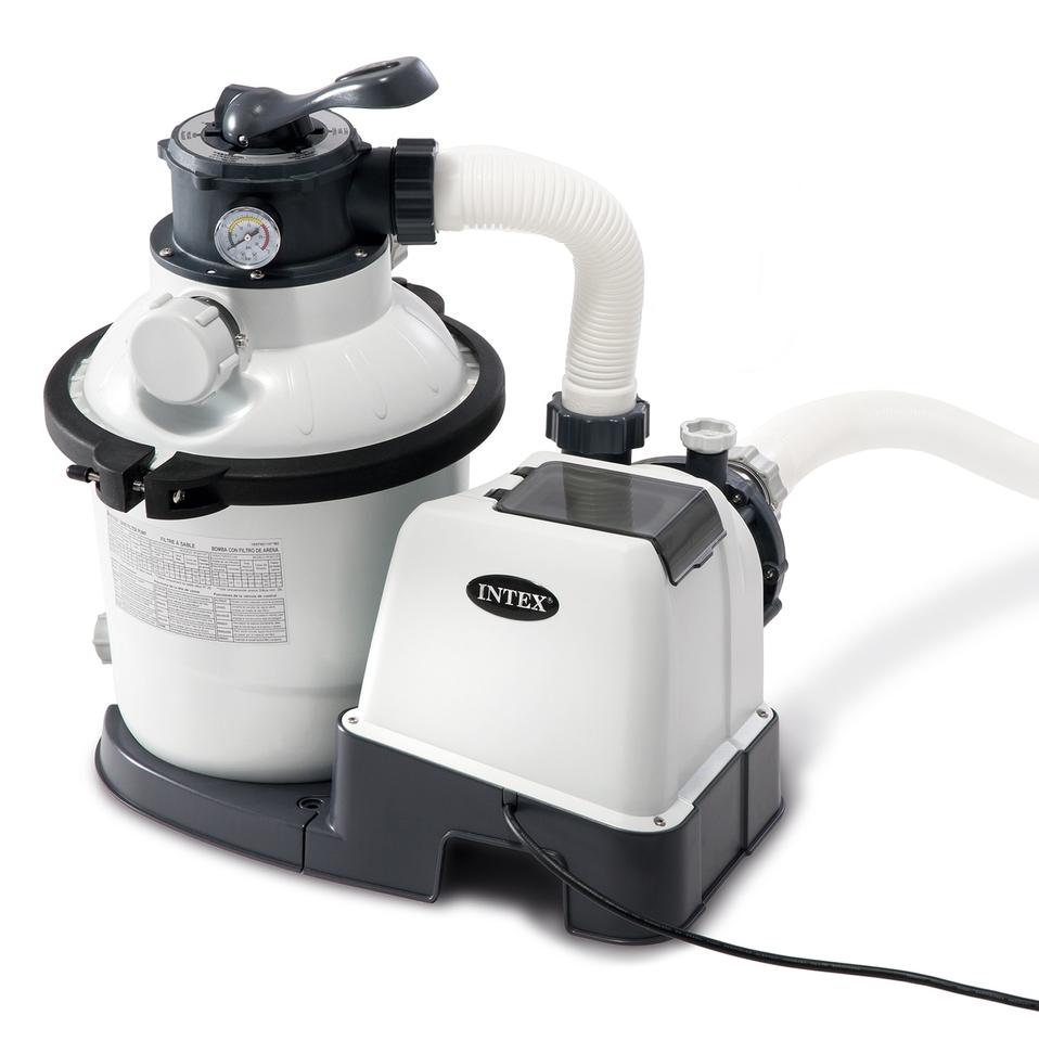Intex 26644 Piesková filtrácia Intex Krystal Clear 4000 l/h