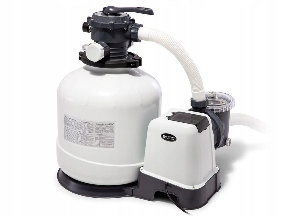 Intex 26652 GS Piesková filtrácia 12.000 L/h