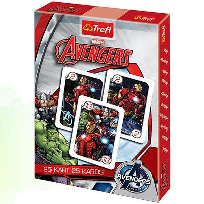 Čierny Peter - Avengers