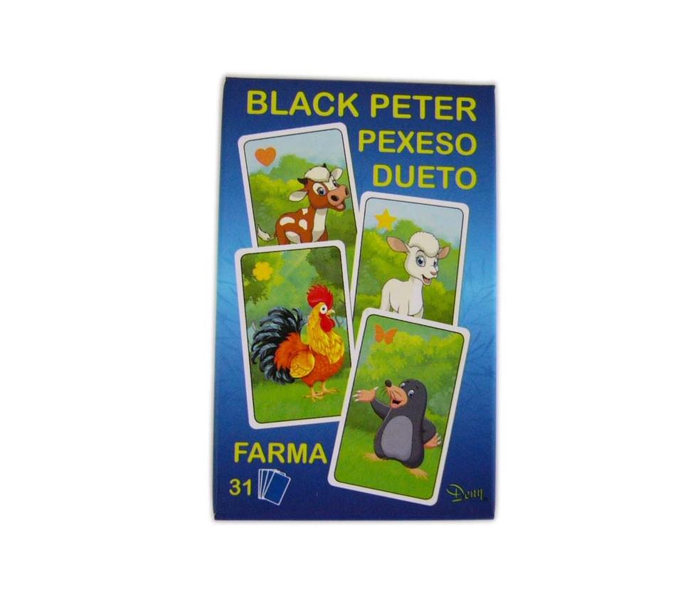 Čierny Peter - FARMA
