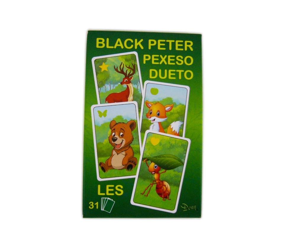 Čierny Peter - LES
