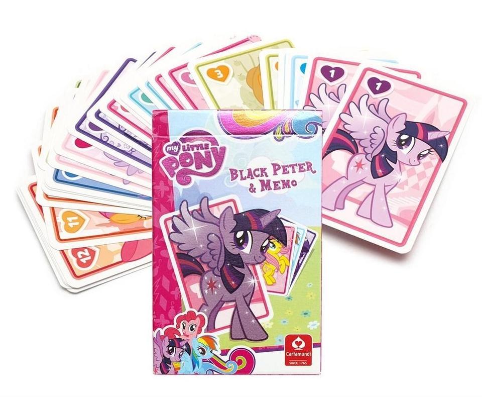 Čierny Peter My Little Pony 2v1