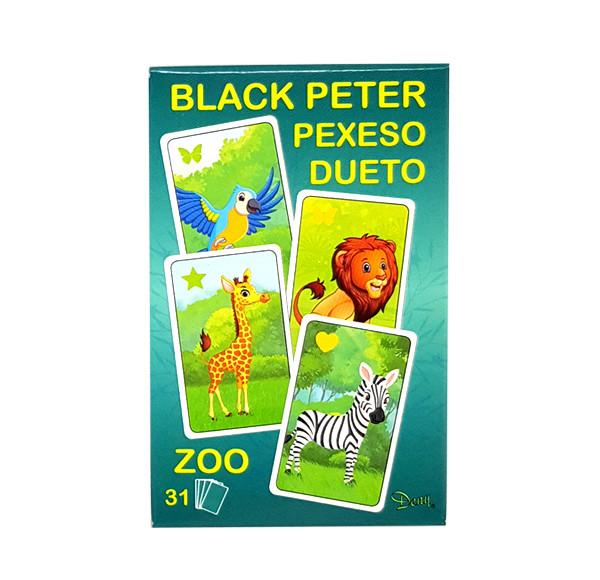 Čierny Peter ZOO