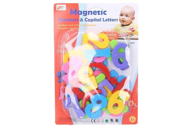 Magnetky čísla 6,5cm