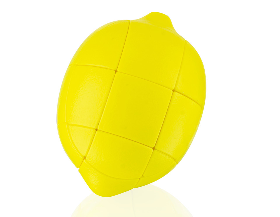 Hlavolam citrón 8cm