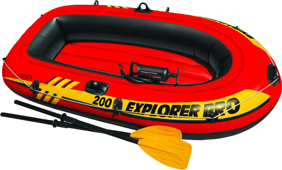 Intex 58357 Čln Explorer Pro 200 Set