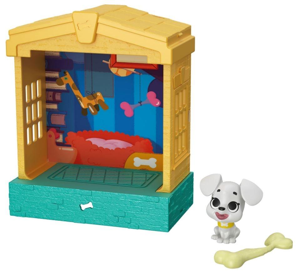 Mattel set 101 dalmatíncov Dorothy 12,5cm