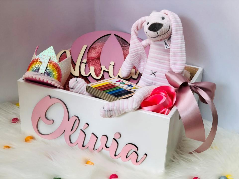Darčekový box k prvým narodeninám 2