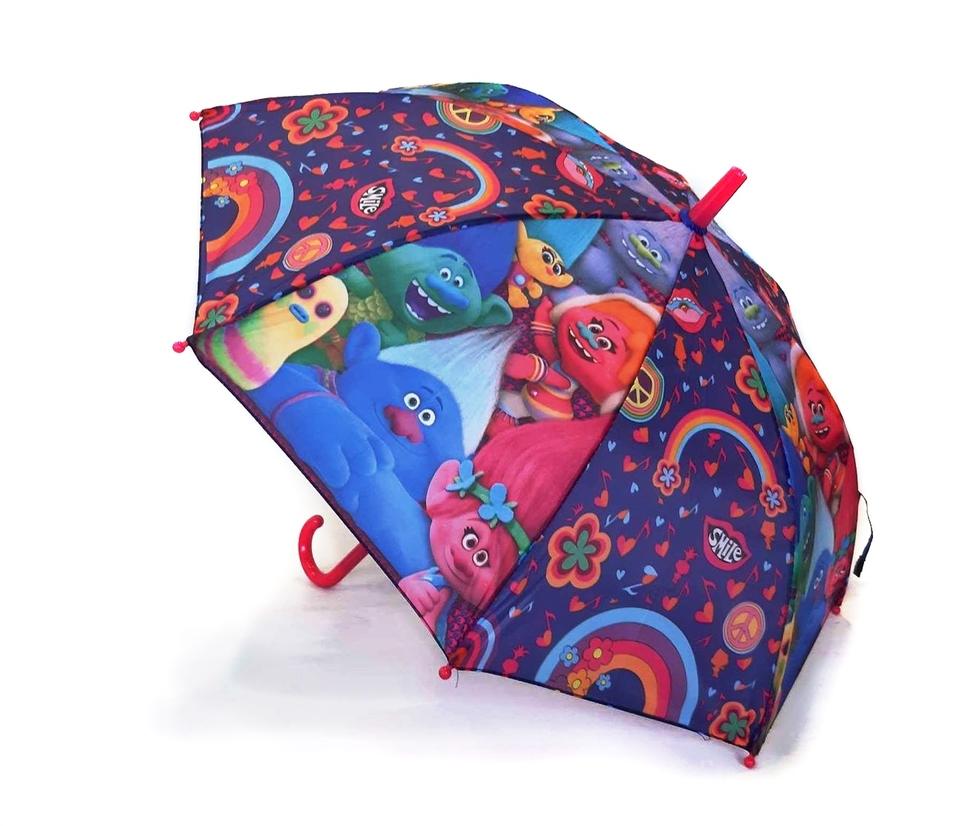 Dáždnik Trolls 45cm