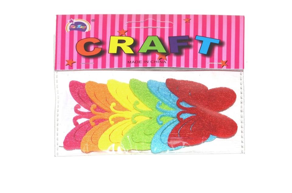 Dekoračné nálepky Motýľ