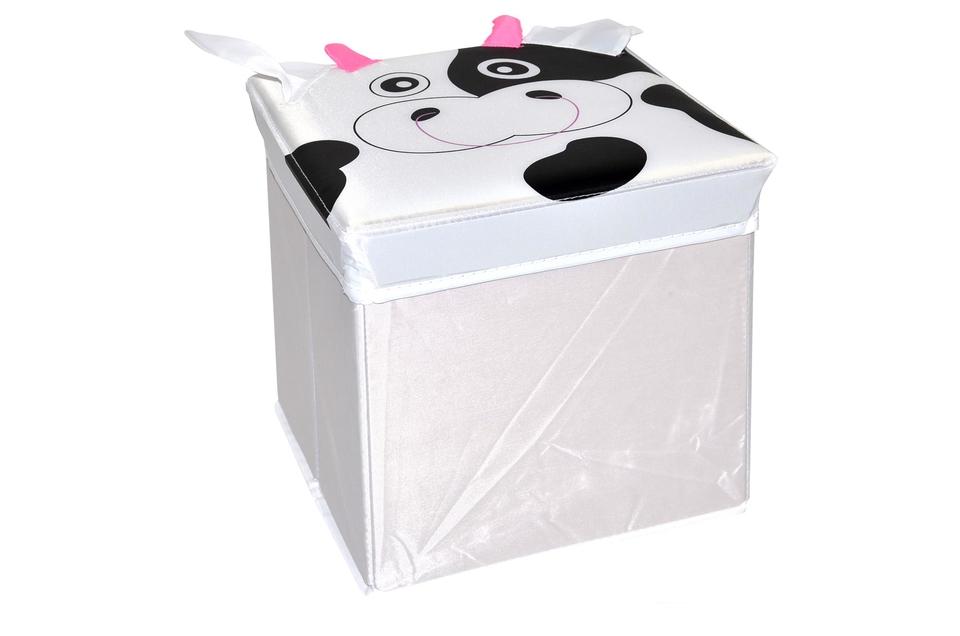 Detský box skladací 25 cm - Kravička