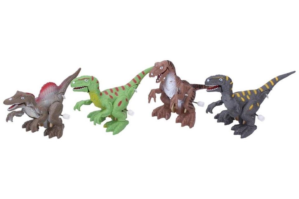 Dinosaurus na naťahovanie 14cm