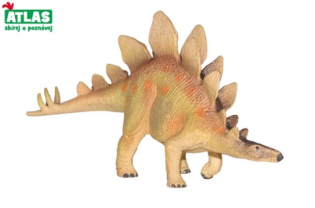 Dino Stegosaurus 16,5x8,5cm