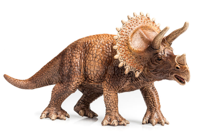 Dinosaurus Triceratops 18cm