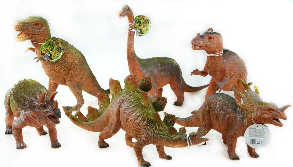 Dinosaurus rôzne druhy