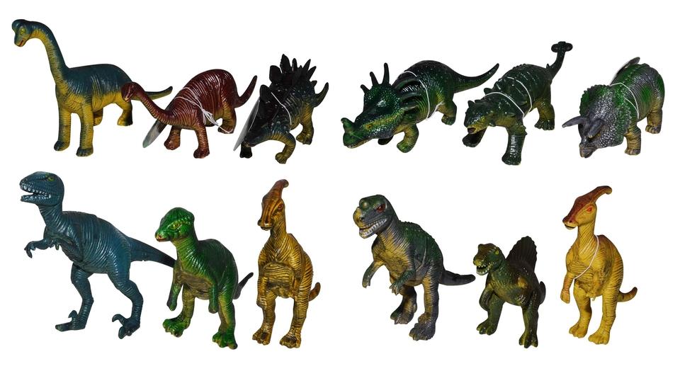 Dinosaurus 14cm