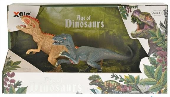 Dinosaurus 2ks/15cm
