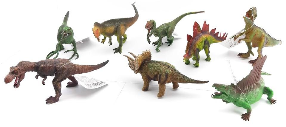 Dinosaurus World 20cm