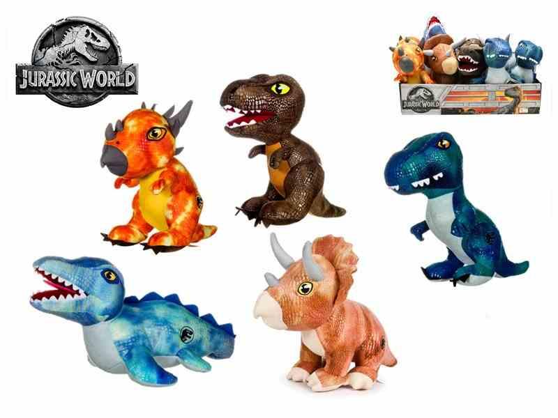 Plyšový dinosaurus Jurský svet 20cm