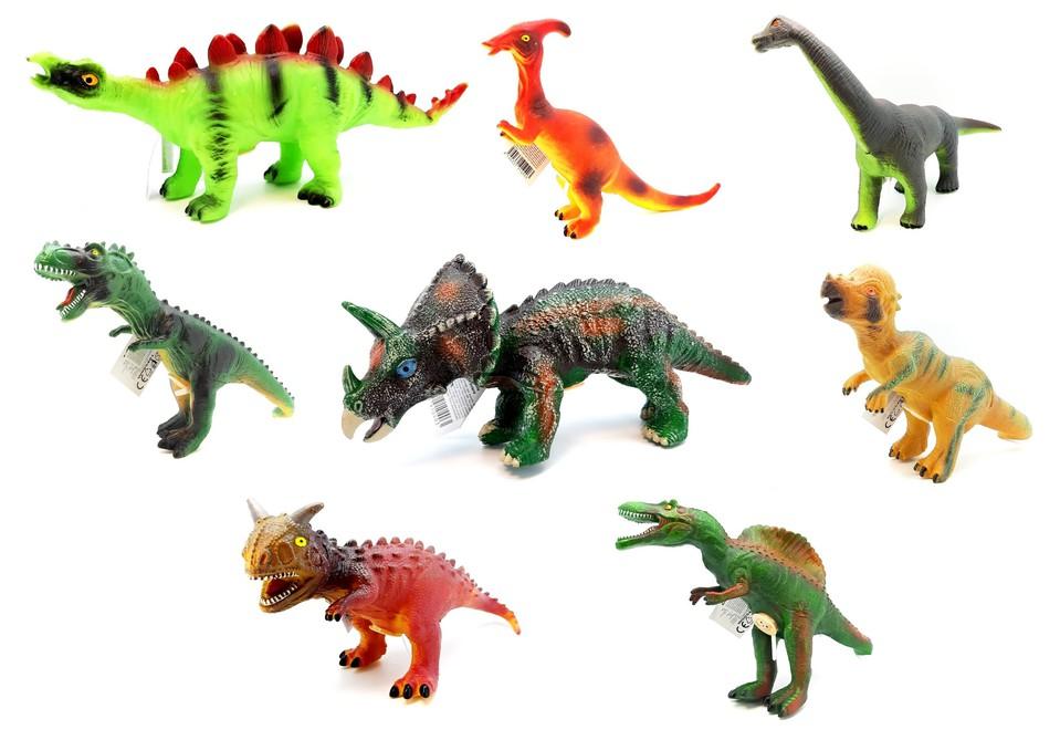 Dinosaurus so zvukom 32cm