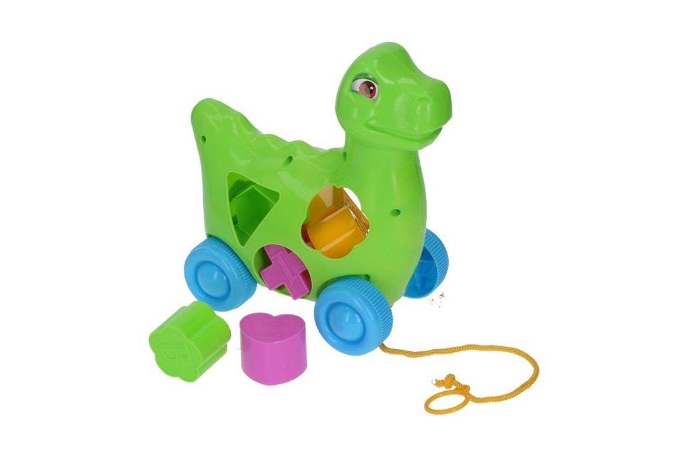 Dinosaurus vkladačka