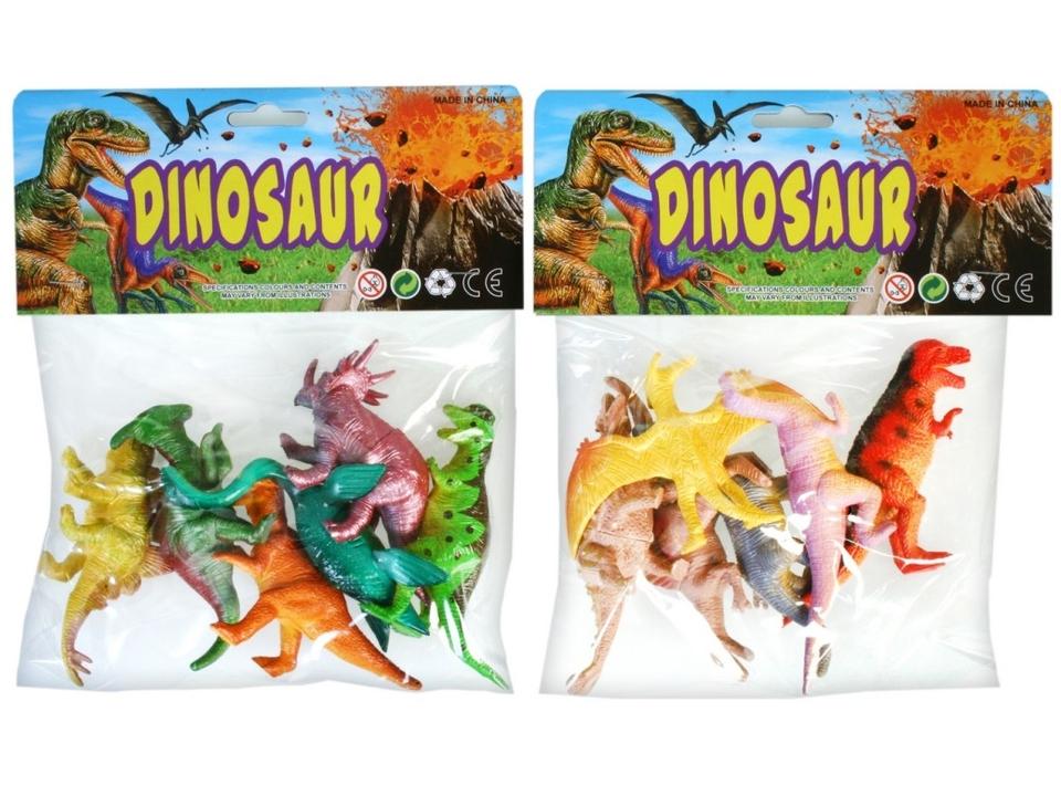 Sada Dinosaurus 6ks
