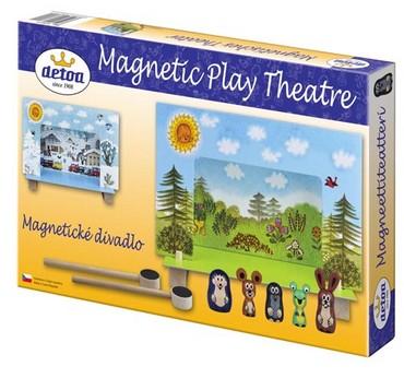 Divadlo magnetické Krtko
