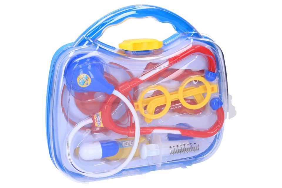 Doktorský set v kufríku 23x22cm