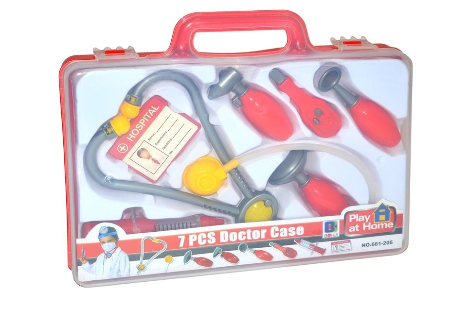 Doktorský set v kufríku