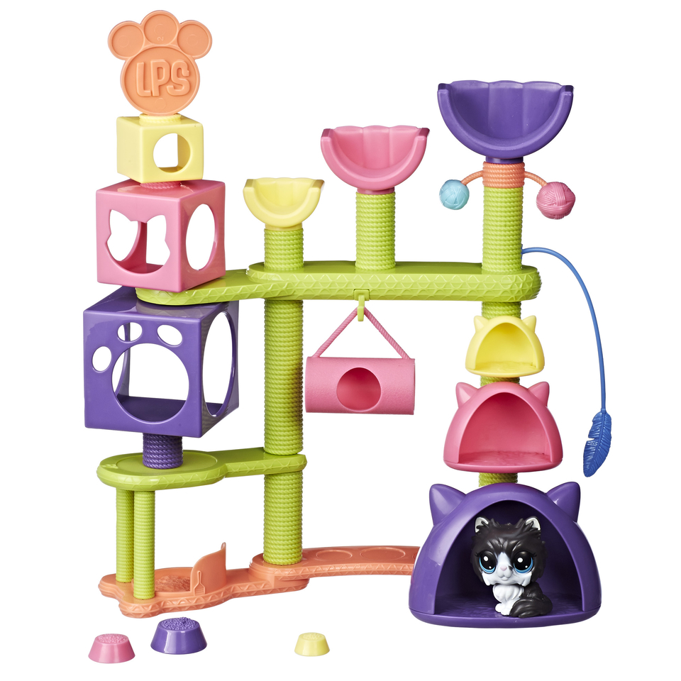 Domček mačací sada Littlest Pet Shop