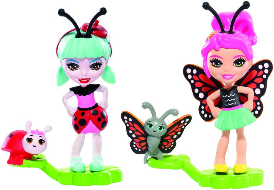 Enchantimals Bug Buddies Lienka a motýľ