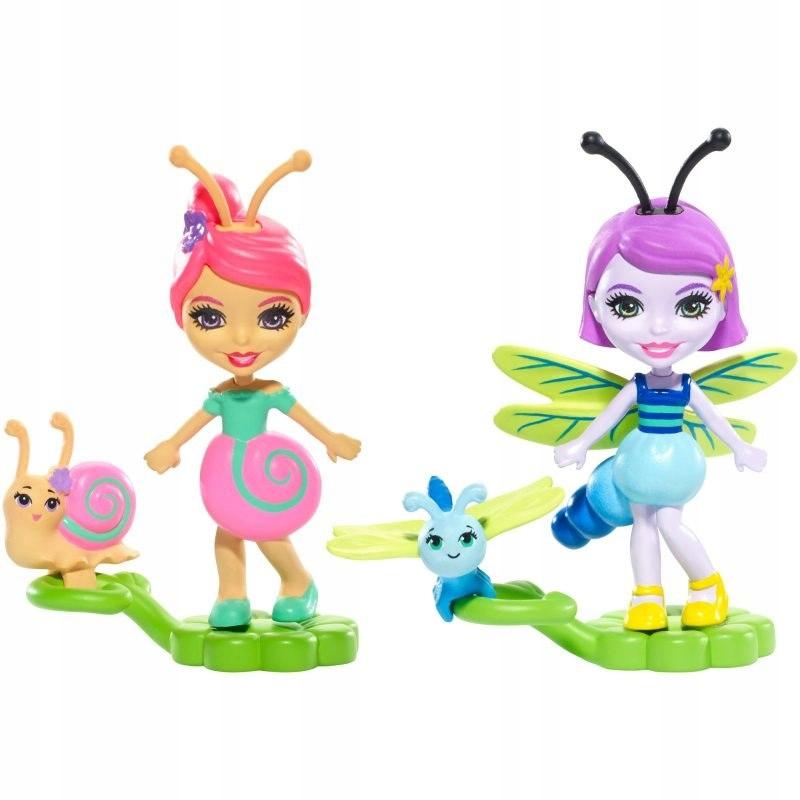 Enchantimals Bug Buddies Vážka a slimáčka