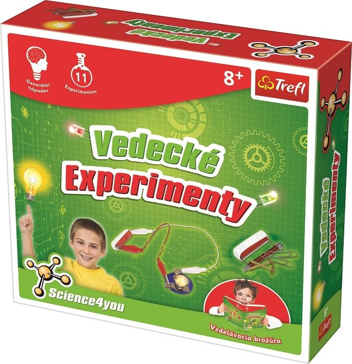 Experimenty vedecké