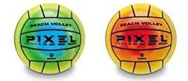 Farebná volejbalová lopta,19cm