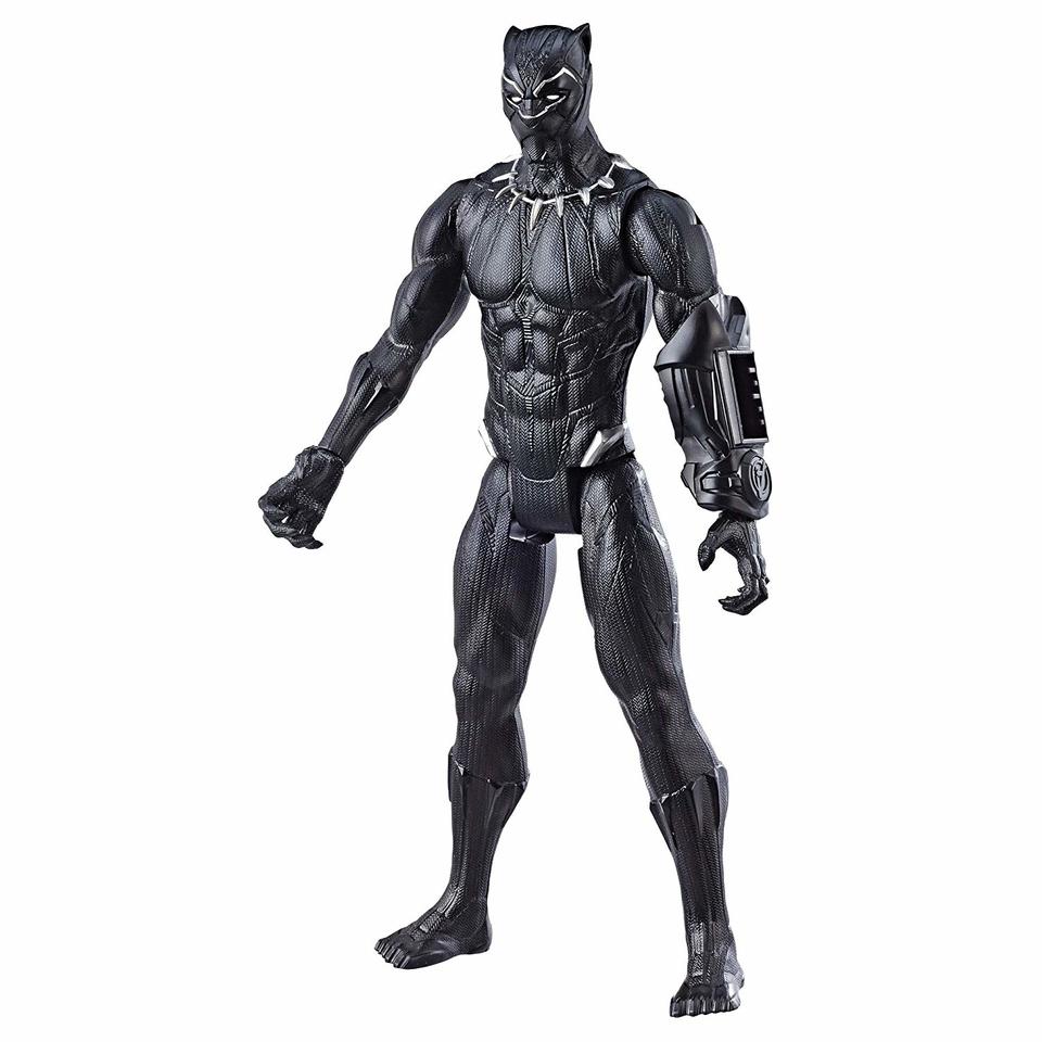 Marvel figúrka Avengers Black Panther 29cm