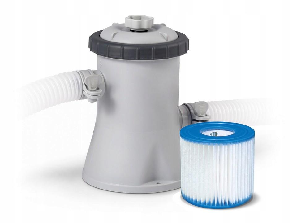 Intex 28602 Kartušová filtrácia typ ECO 1250 L/h