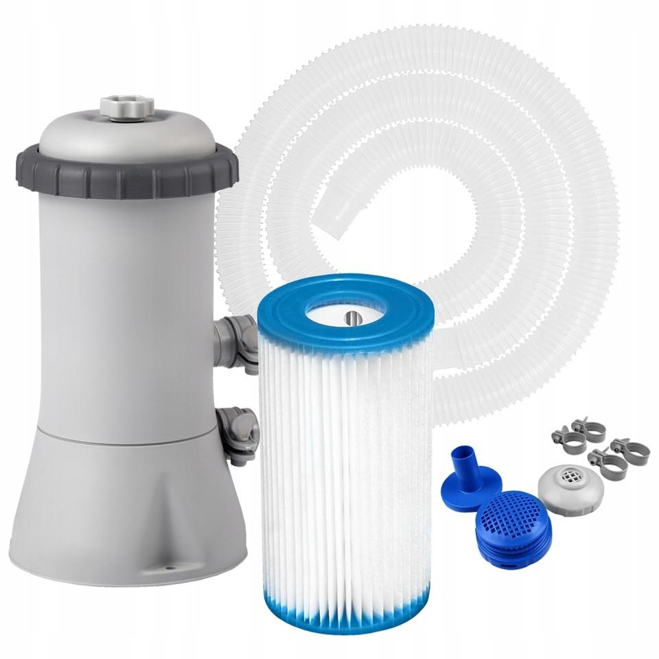 Intex 28604 Kartušová filtrácia Typ ECO 2000 L/h, 2m3/h