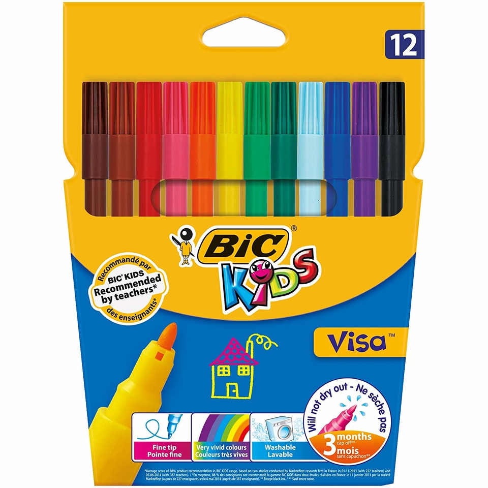 BIC Kids Fixky 12 ks