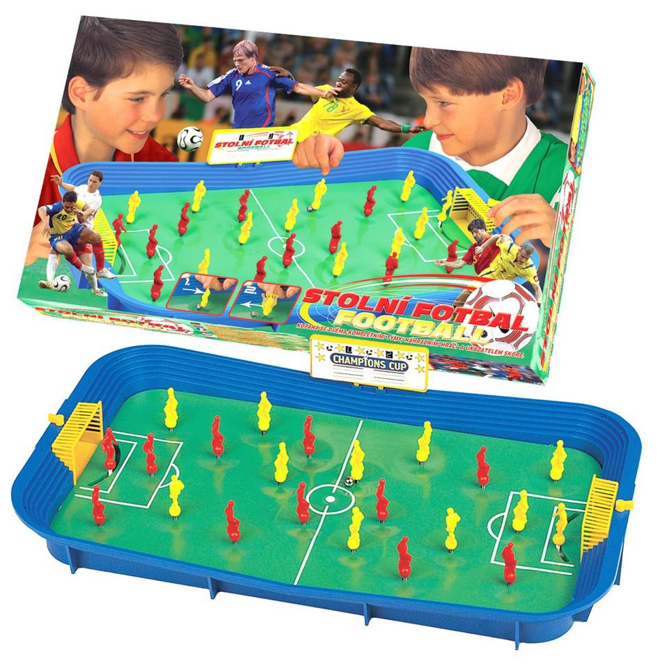 Futbal, stolná hra