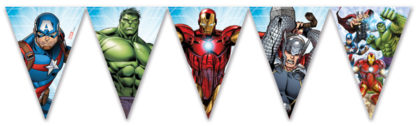 Girlanda Avengers, 4m