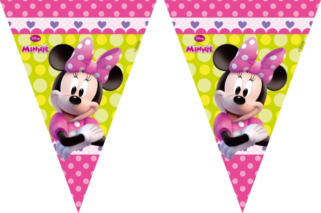 Girlanda MINNIE 2,3m