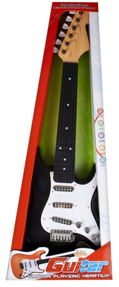 Detská gitara 26x68x8cm