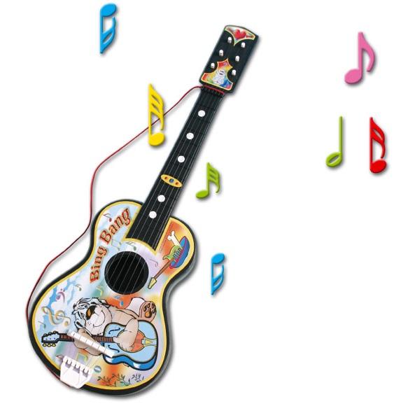 Gitara Bing Bang 67cm