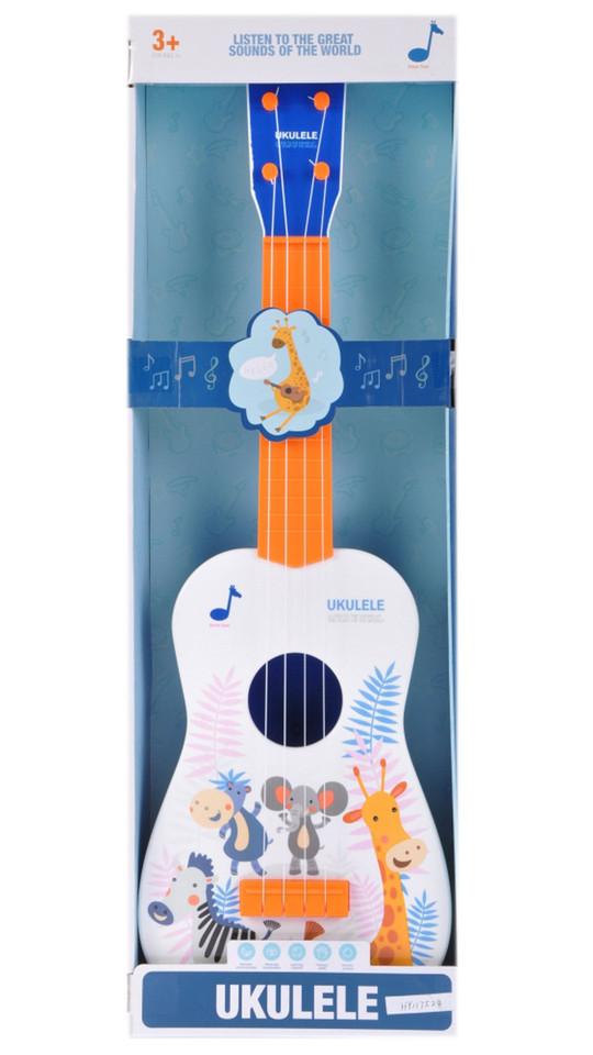 Detské ukulele 58x19cm
