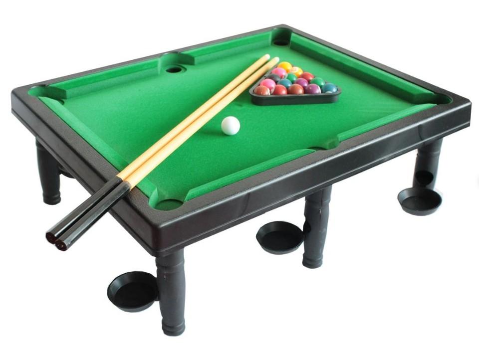 Biliardový stôl set 55x31cm