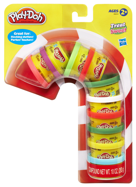 Modelovacia hmota Play-Doh Sweet Holiday set 10ks